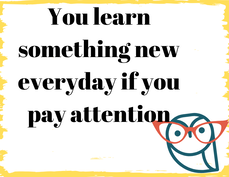 paying attention quote